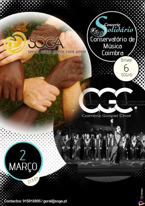 Concerto solidário SOGA