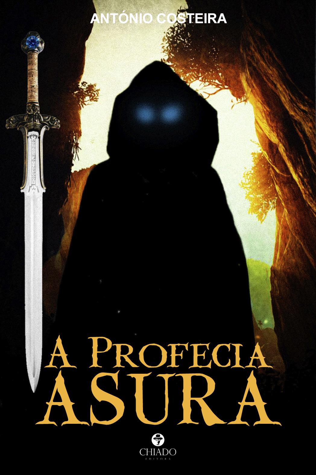A Profecia Asura. o Segundo livro.