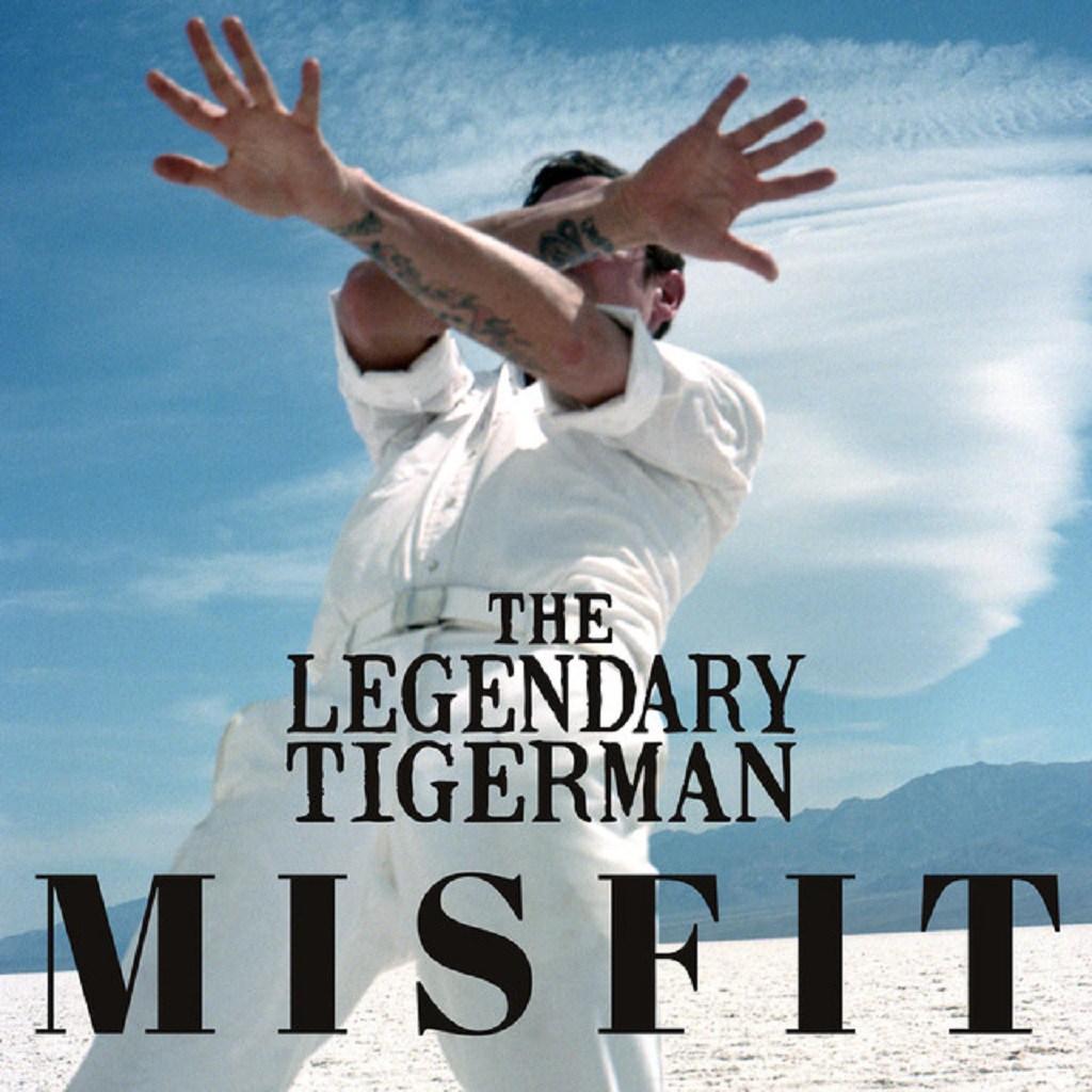 THE LEGENDARY TIGERMAN, A ENTREVISTA SOBRE O INICIO DE UMA NOVA ETAPA COM MISFIT, por musicaemdx