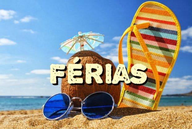 As férias... Por Sofia Sande... E com Desconto!!!